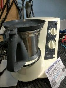 Thermomix Tm 21 pita